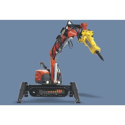 Husqvarna DXR 310 Remote Controlled Demolition Robot