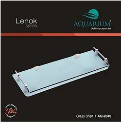 Aquarium Glass Shelf