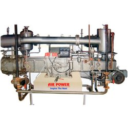 75 HP to 200 HP Air Power Non Lubricated Co2 Compressor