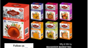 Spice Park Branded Dry Mango Powder, Packaging Type: Packet