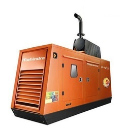 Mahindra 200 kVA Silent Diesel Generator Set
