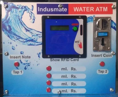 Water ATM With Dual Output