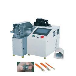 Automatic Digital Hexagon Terminal Crimping Machine