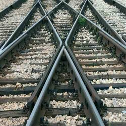 Rail Turnouts