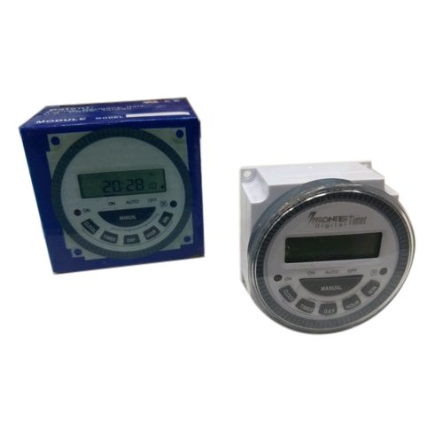 Electric Timer, 12-24 V, Packaging Type: Box