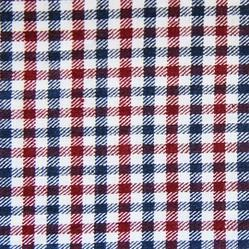 Linen Stripes and Checks Fabric