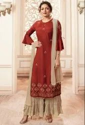 Pr Fashion Launched Lovely Designer Readymade Suit