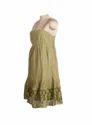 Ladies Halter Dress
