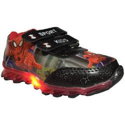 Kids Fancy Light Shoes at Rs 400/pair