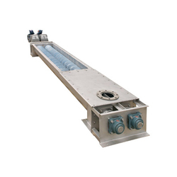 Twin Screw Conveyor