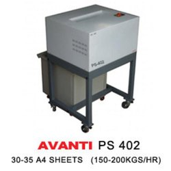 Avanti Paper Shredder PS-402