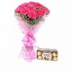 Carnations Hand Bunch