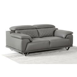 Leather Modern Sofa, for Home