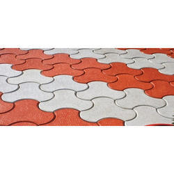 Interlocking Paver Blocks, Usage: Pavement