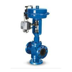 Control Valves For Water Treatment Plant