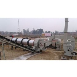 Apollo Dual Asphalt Drum Mix Plant