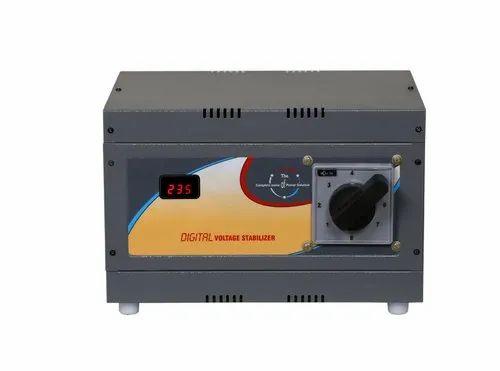 Semi Automatic Voltage Stabilizer
