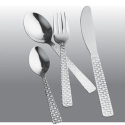 24pcs Tray Cutlery Set