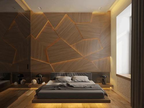 Designer Wall Panel At Rs 40 Foot Decorative Wall Panel ID Cool Decorative Wall Paneling Designs