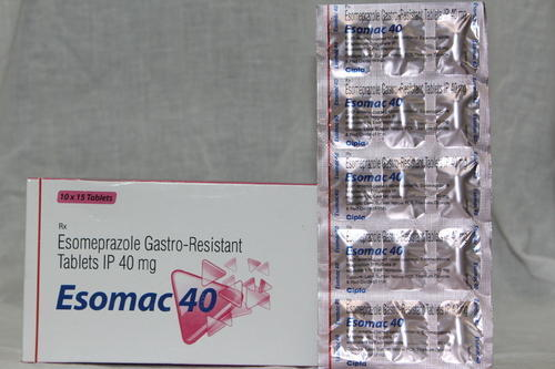 Cipla Esomac Tablet, Packaging Type: Strip
