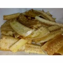 PSF 3 Months Salted Spicy Banana Chips, Packaging Type: Packet, Available In 500 G, 1 Kg