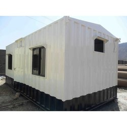 Steel Prefabricated Cabin