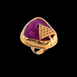 Fashion New Design Natural Gemstone Everyday Wear Rings