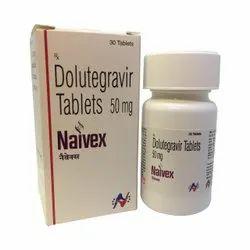 Naivex ( Dolutegravir 50mg )  Tablets