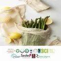 Gots Certified Organic Cotton Net Bags
