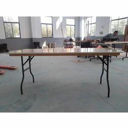 Plywood Rectangular Table