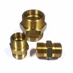 Brass Hex Connector
