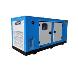 20 To 125 Kva Silent or Soundproof Perfect - TATA Portable Generator, For Commercial, Voltage: 230 V