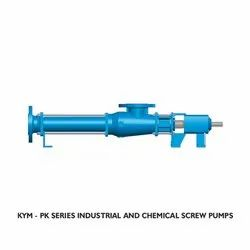 KYM-PK Series Industrial and Chemical Screw Pumps