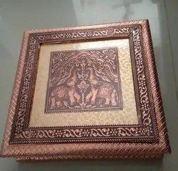 Copper wooden n metal Fancy Box, For retun gift, peking n etc