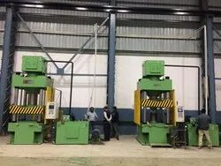 Metal Forming Hydraulic Press