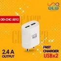 OD CHC 5012 USB into 2 Fast Charger
