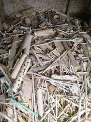 White PVC Scrap, Packaging Size: 35kg