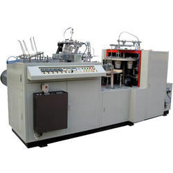 Fully Automatic Glass Making Machine