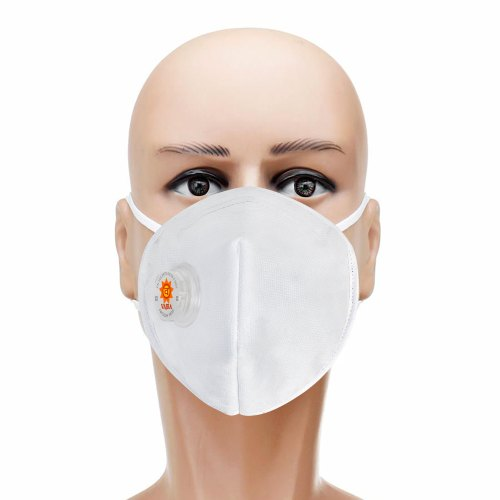 N95 5 Ply Mask With Respiratory System