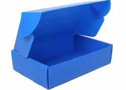 Bio-degradable PP Flute Box, For Apparel