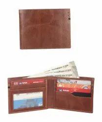 Plain Leather Money Purse