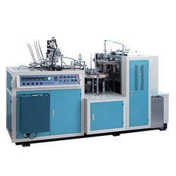 2 Hp Disposable Cup Making Machine