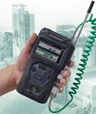 Portable Gas Detector XP-3360II