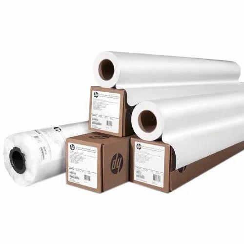 graphic relating to Printable Vinyl Rolls called White Printable Vinyl Rolls, Packaging Style: Roll Identification
