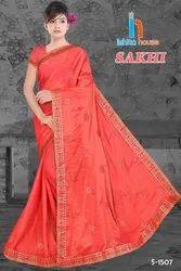 Sakhi Work Saree