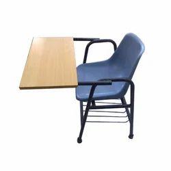Plastic Writing Pad Chair