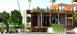 Commercial Apartment Building