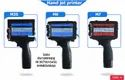 Handheld Inkjet Batch Coding Machine