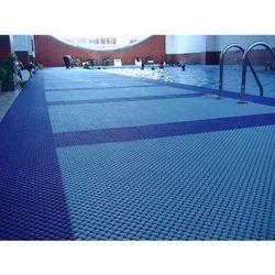 Blue Swimming Pool Mat at Rs 350 /meter   तैराकी के पूल ...