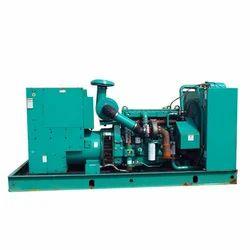 Mild Steel Used Generator